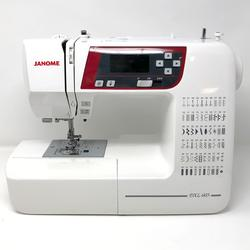 Used Janome DXL603