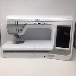 Used Brother innov-is V5 Sewing & Embroidery Machine