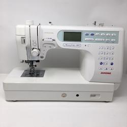 Used Janome 6600P