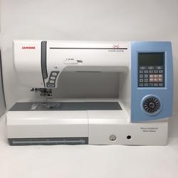 Used Janome Horizon 8900QCP