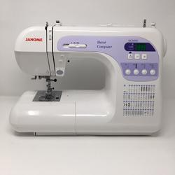 Used Janome DC3050