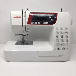 Used Janome QXL605