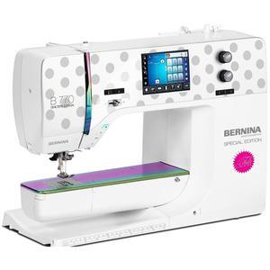 Bernina 770QE Sewing Machine Tula Pink Edition