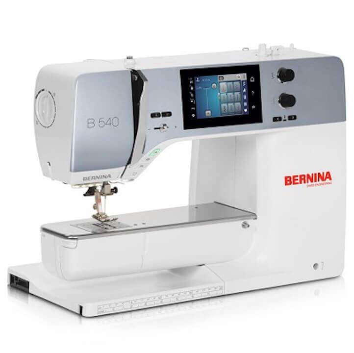 The New Bernina 540