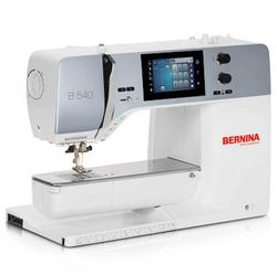 The New Bernina 540