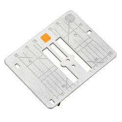 Bernina 7 Series Straight-Stitch Plate mm/inch