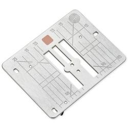 Bernina CutWork/Straight Stitch Needle Plate