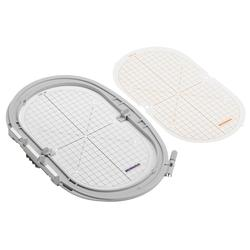 Bernina Large Oval Hoop
