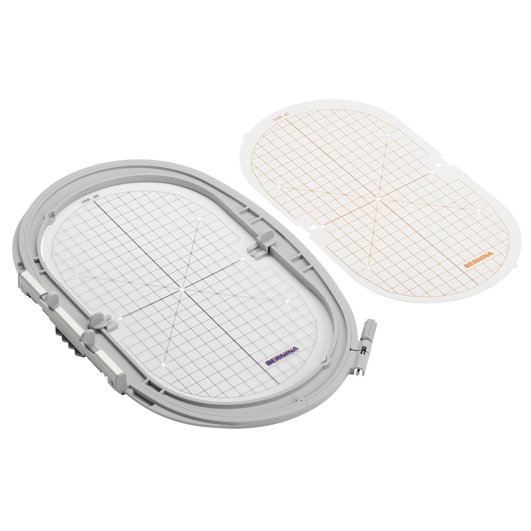 Bernina large oval embroidery hoop frank nutt sewing