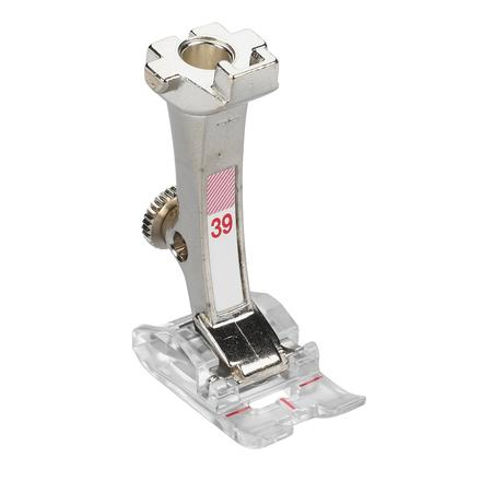 Bernina Embroidery Foot with Clear Sole # 39V