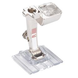 Bernina Pintuck and Decorative Stitch Foot with Clear Sole # 46C