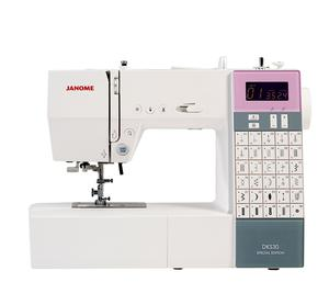 Janome DKS30 Special Edition Sewing Machine