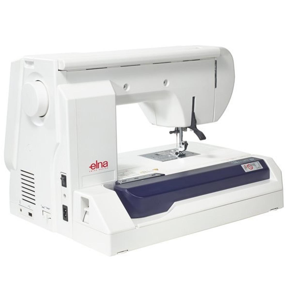 Elna eXpressive 860   Frank Nutt Sewing Machines Ltd   Buy ...