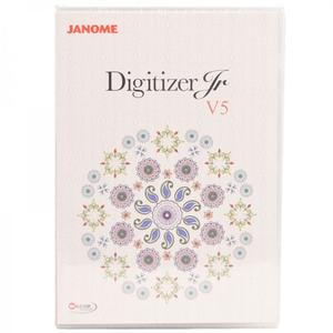 Janome Digitizer Jnr Software V5