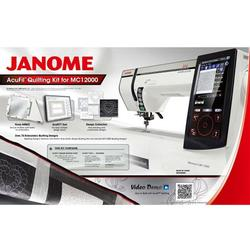 Janome AcuFil Quilting Kit for MC14000