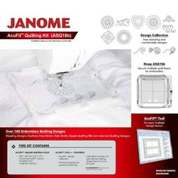 Janome AcuFil Quilting Kit for MC500/400E