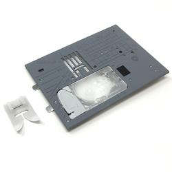 Janome Ultra Glide Needle Plate and Ultra Glide Foot