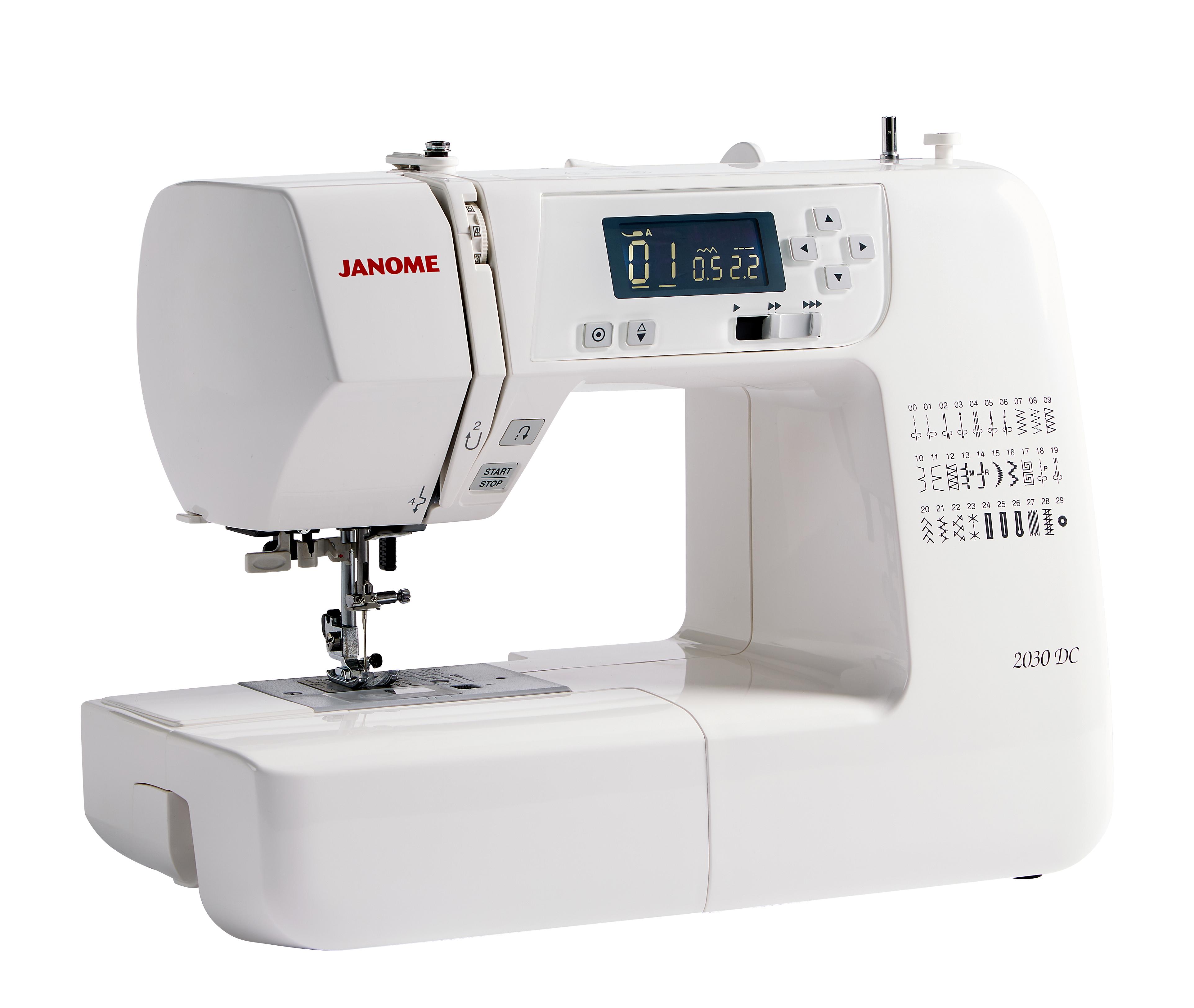 Janome 2030DC Sewing Machine