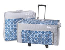 Brother Luminaire XP1 Trolley Bag Set