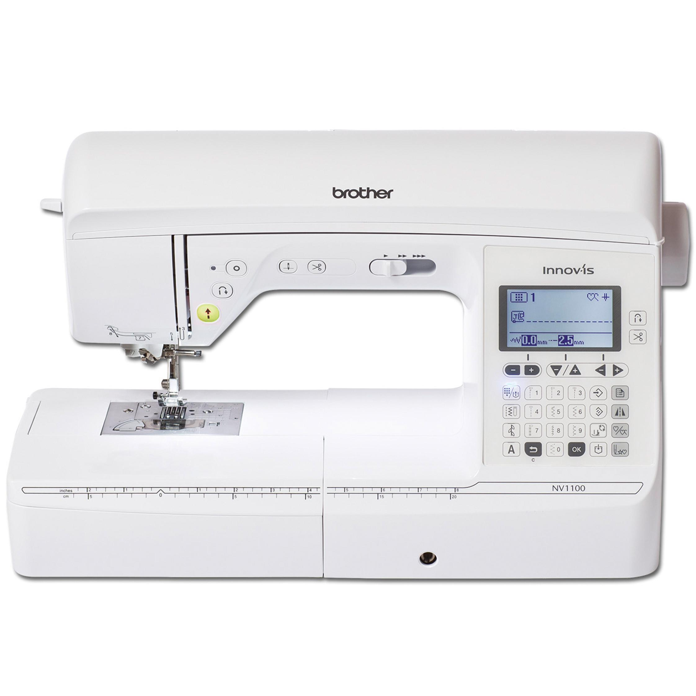 Brother innov-is 1100 | Frank Nutt Sewing Machines Ltd ...