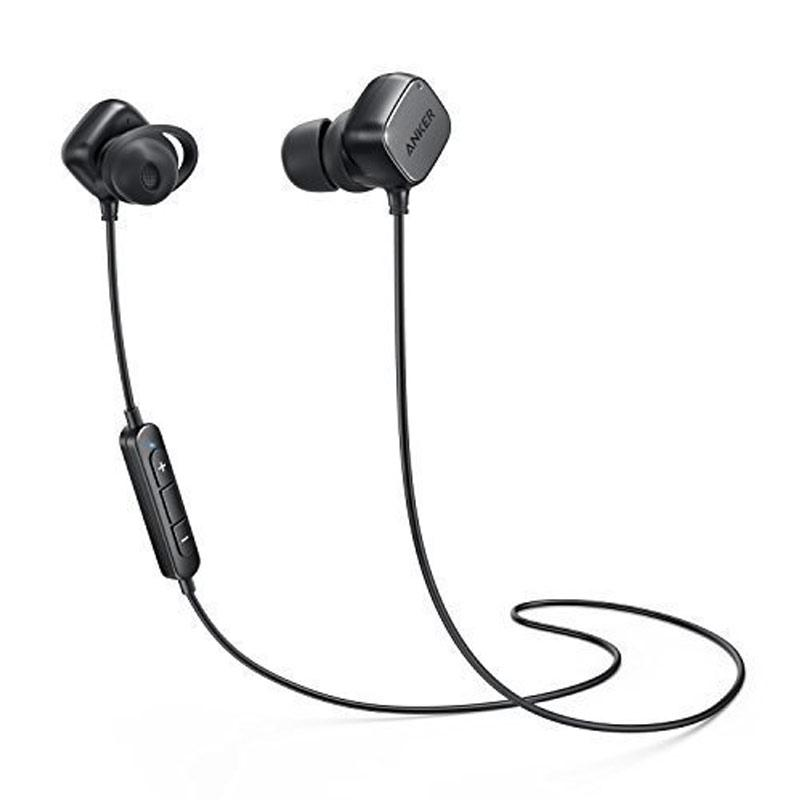 anker soundbuds sport wireless bluetooth headphones black free delivery mymemory. Black Bedroom Furniture Sets. Home Design Ideas