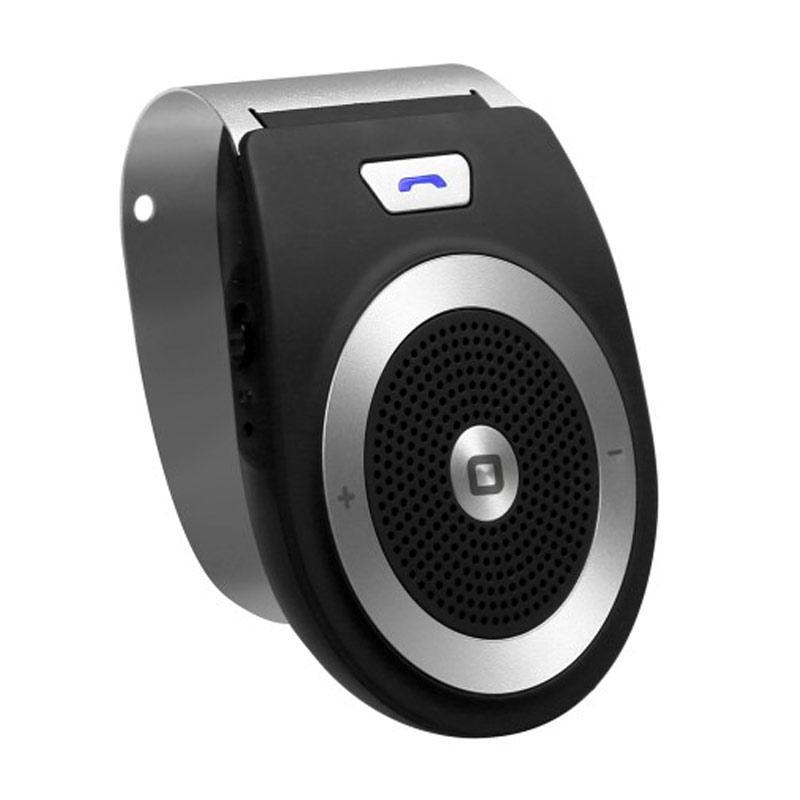 Wireless Bluetooth Handsfree V3.0 BT600 Multipoint - Black