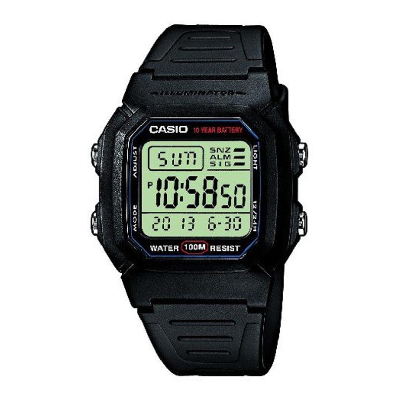 Casio Men's Digital Quartz Watch