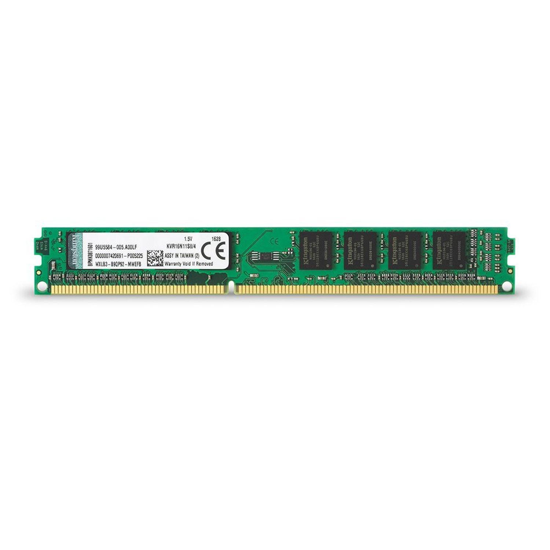 Kingston ValueRAM 4GB 1600MHz DDR3 Non-ECC 240 Pin CL11 DIMM PC Memory Module