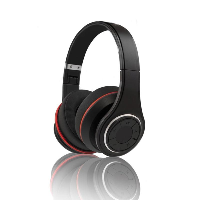 Psyc Wave S1 Wireless Bluetooth Over-ear Headphones with Microphone