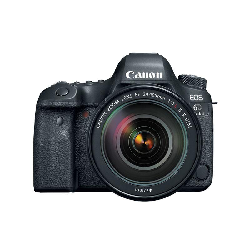 Canon EOS 6D Mark II
