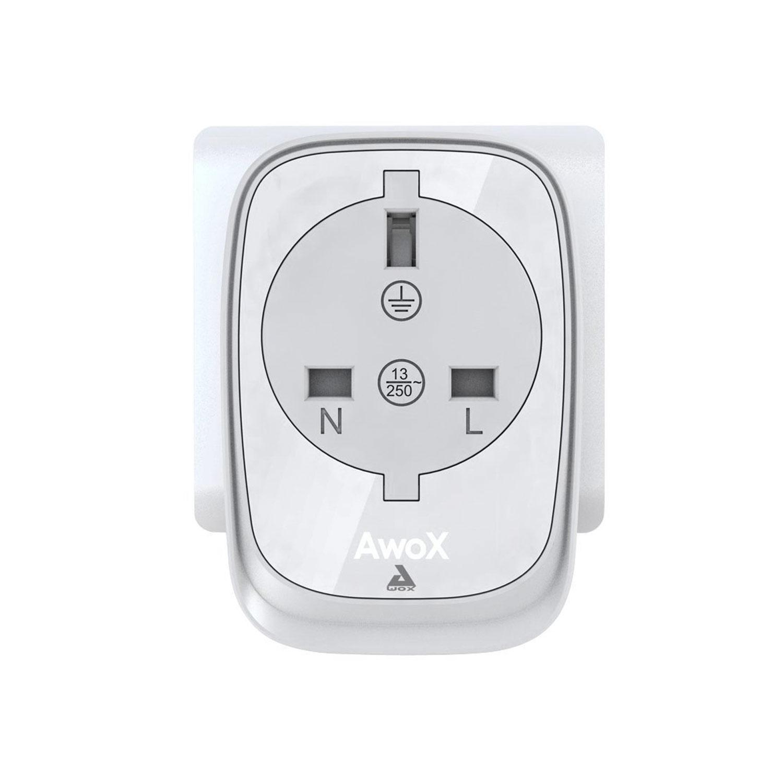 Awox Smart Plug power and Bluetooth Control