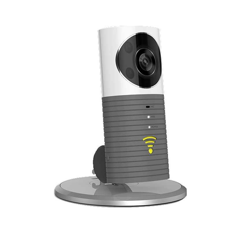 Clever Dog Smart Camera WiFi Monitor - Grey