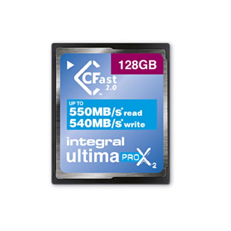 Integral 128GB UltimaPR-X2 CFast 2.0