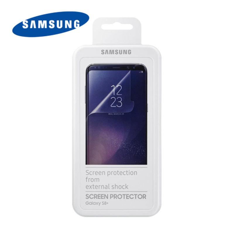 Samsung Galaxy S8 Plus Screen Protector - Twin Pack