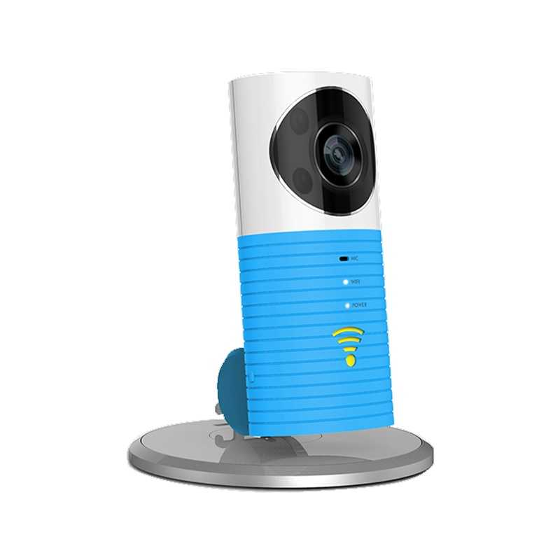 Clever Dog Smart Camera WiFi Monitor - Blue