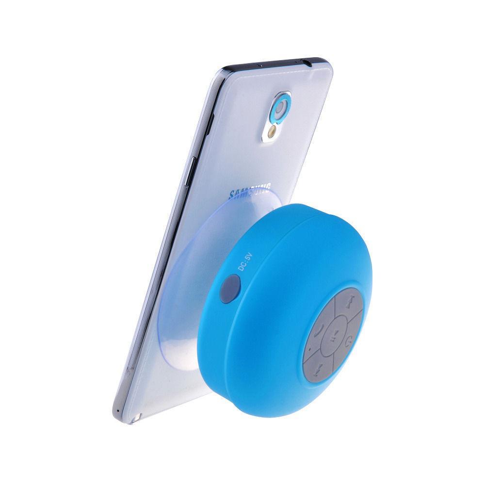 MyMemory Bluetooth Shower Speaker - Blue