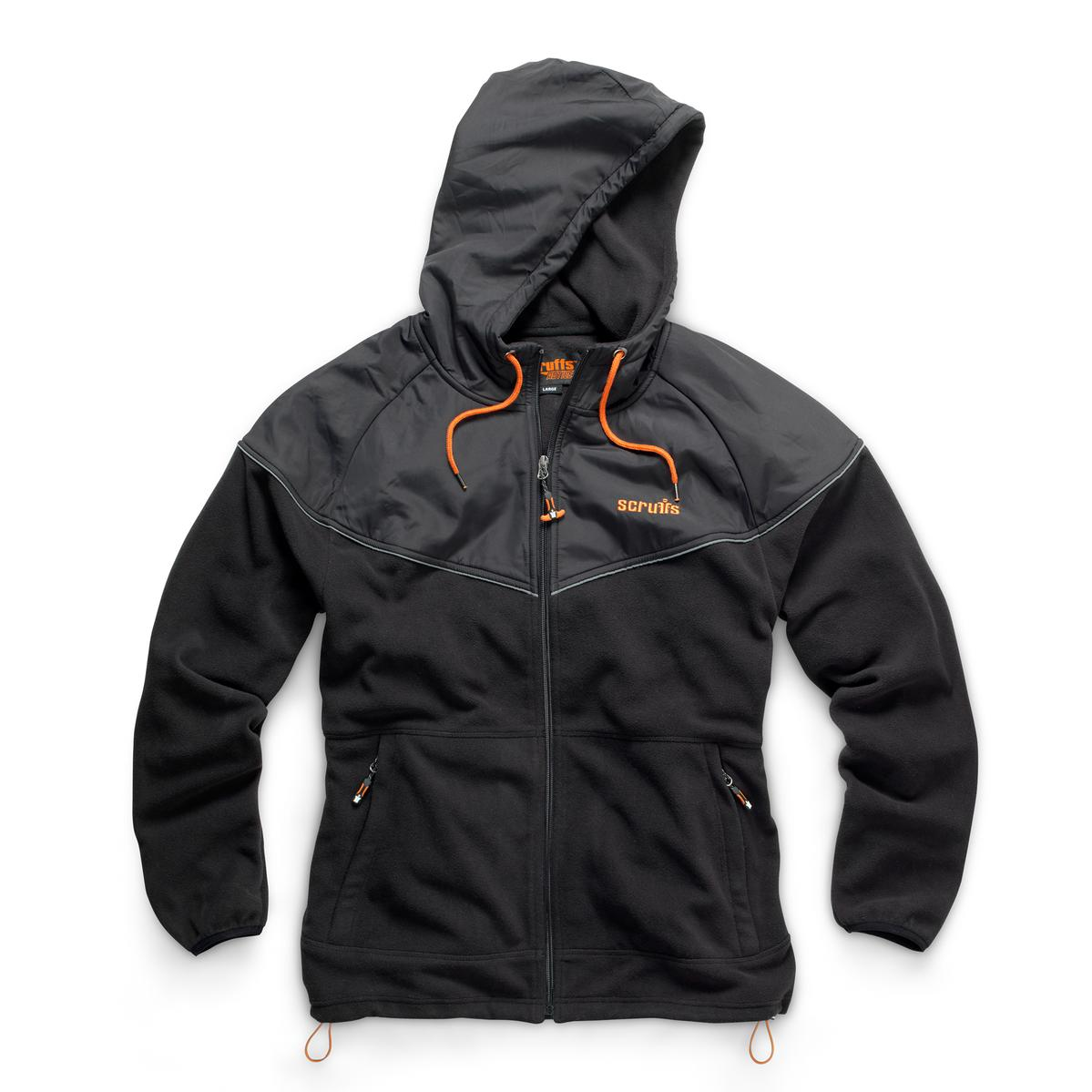 Active Hooded Fleece