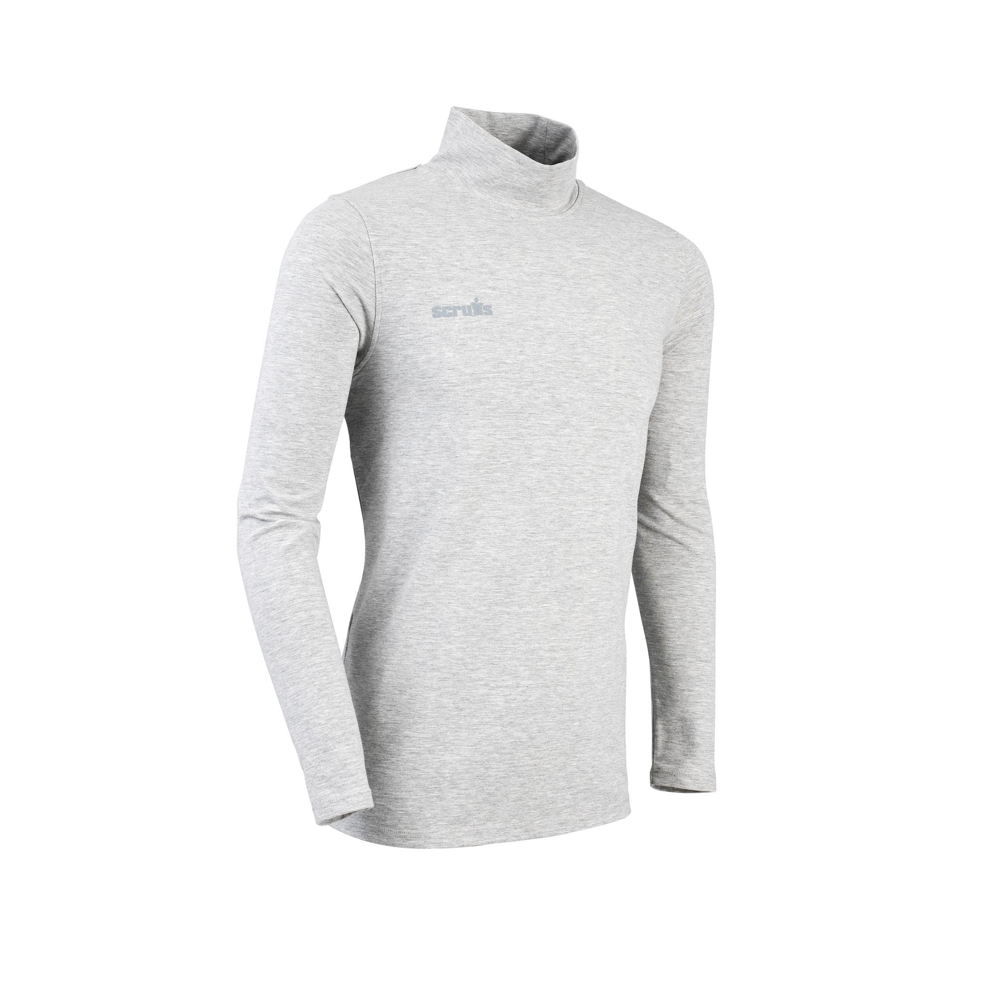 Active Roll Neck Base Layer