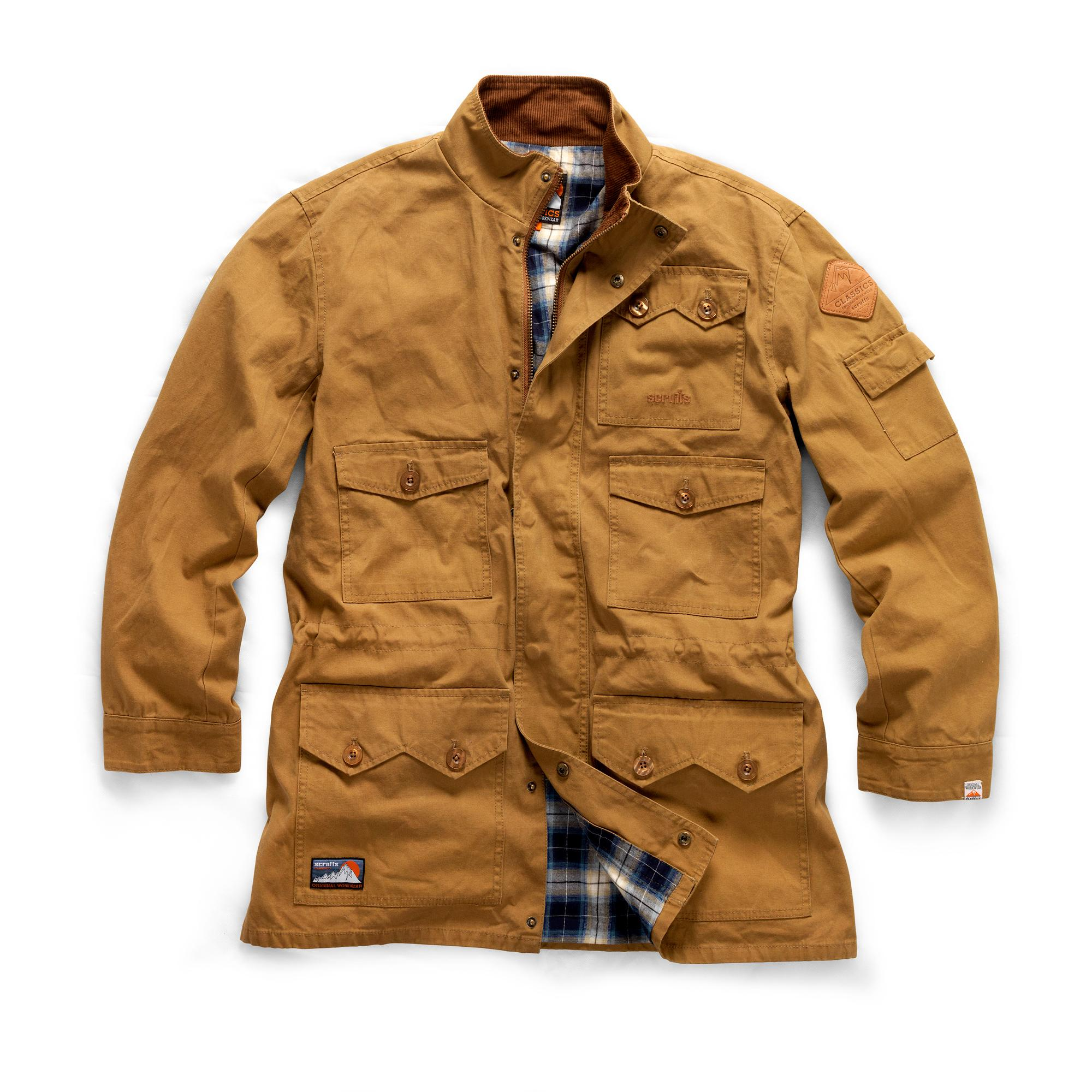 Classic Wax Jacket