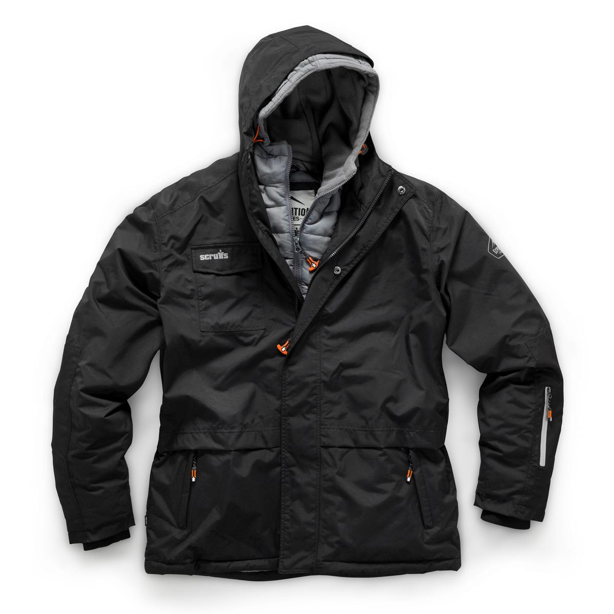 Expedition Double Zip Jacket
