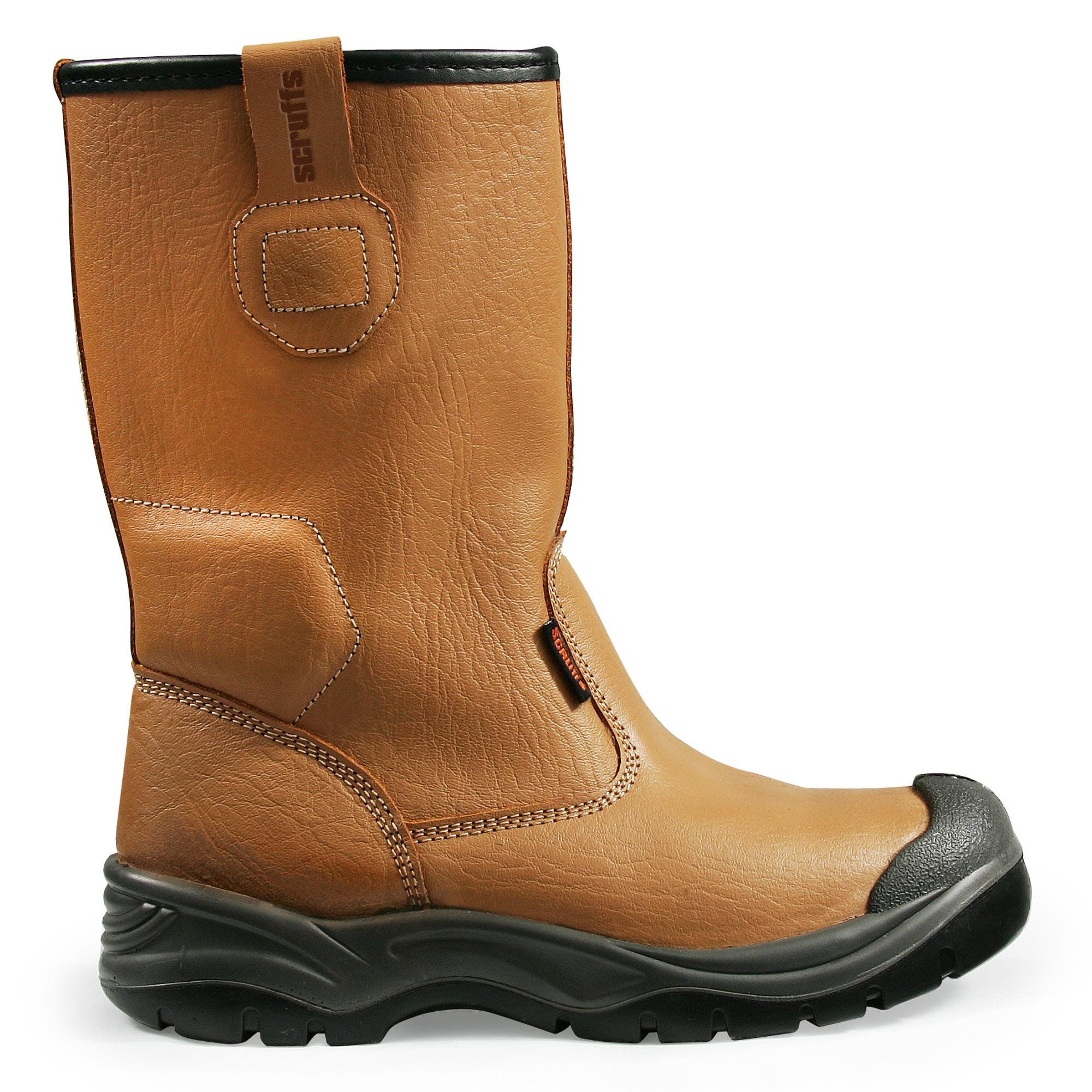 Scruffs Gravity Rigger Safety Boots