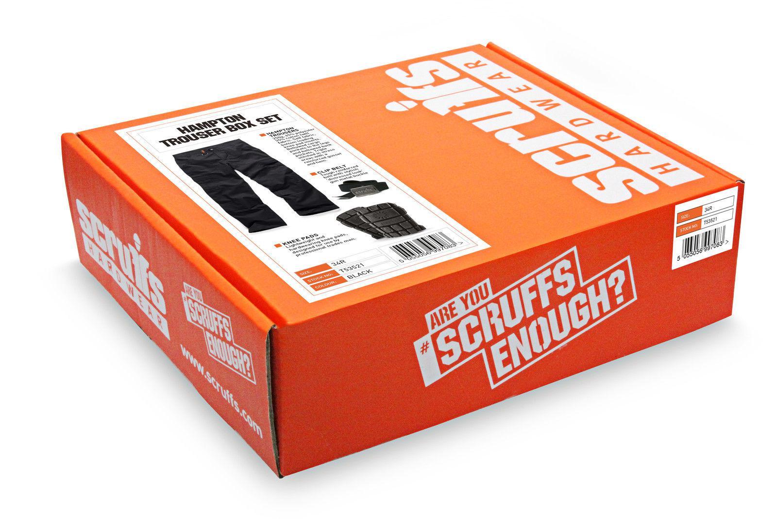 Hampton trouser box set