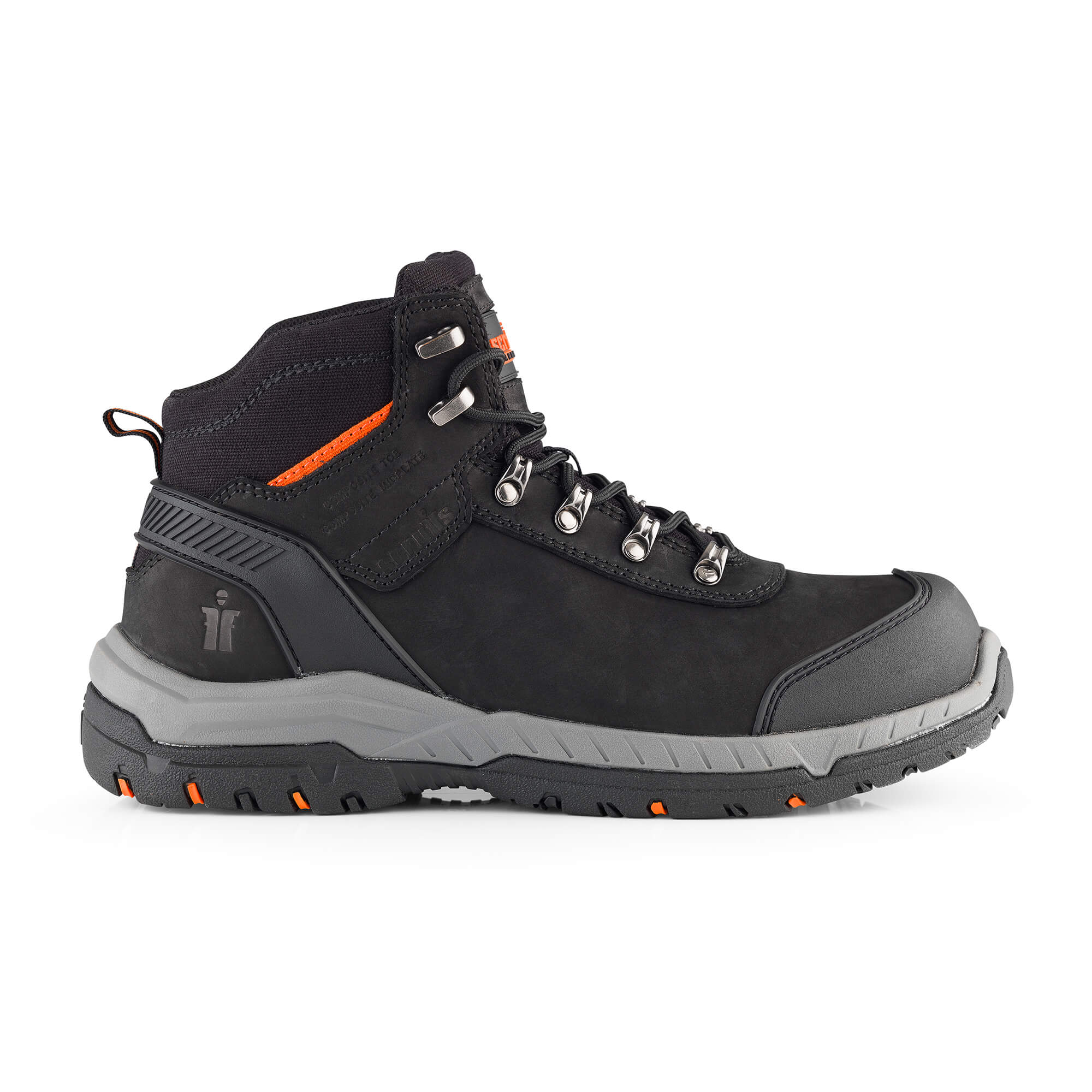 Scruffs Sabatan Safety Boots