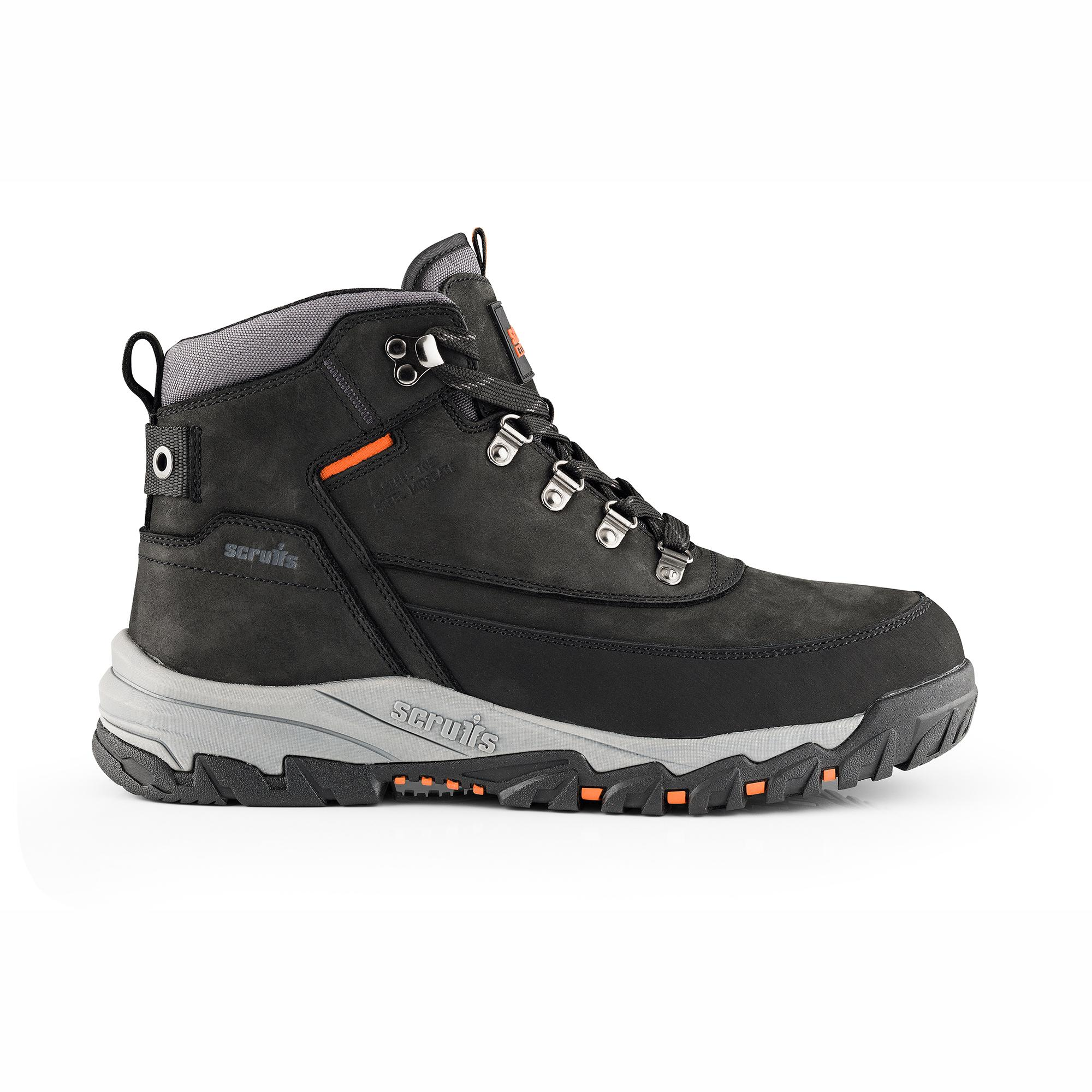 Scruffs Scarfell Black Safety Boots