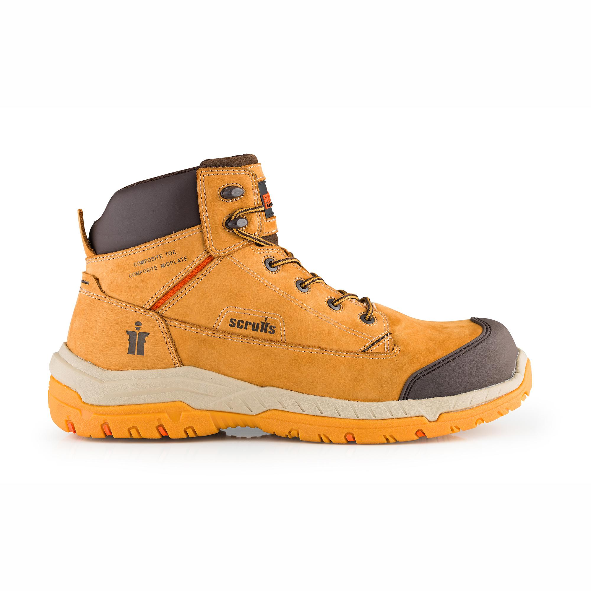 Scruffs Solleret Safety Boots