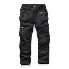 Scruffs Trade Flex Trousers Black