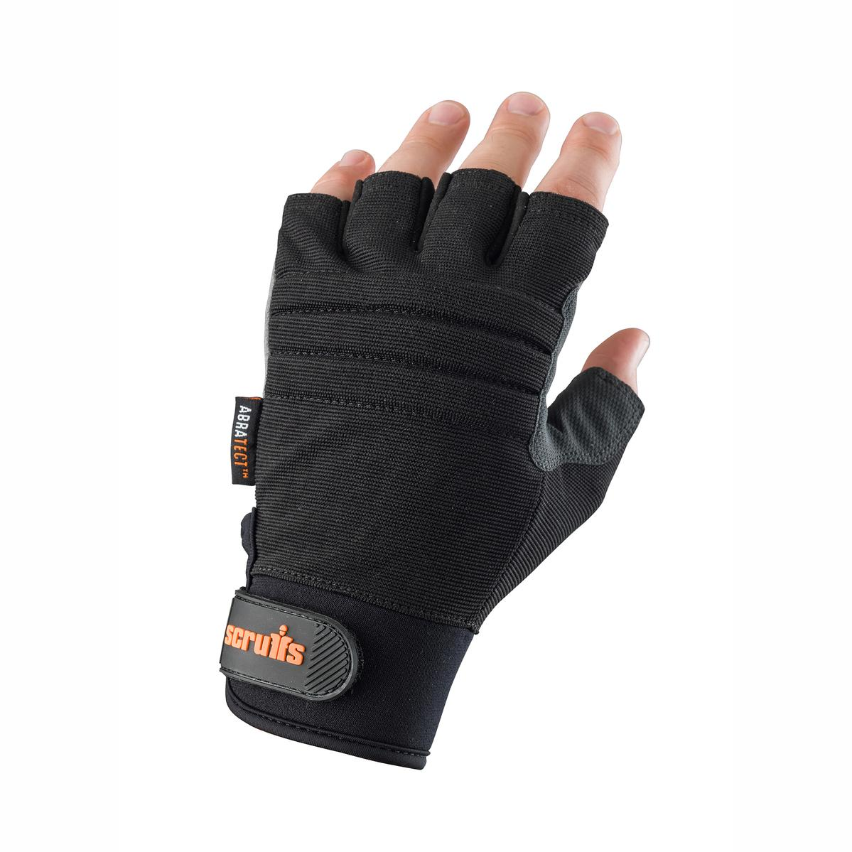 Scruffs Trade Fingerless Gloves