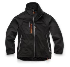 Scruffs Trade Flex Softshell Black