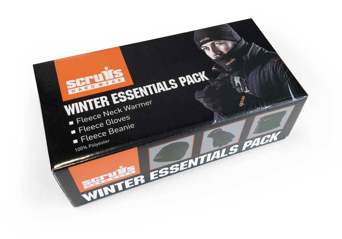 Scruffs Winter Essentials Pack