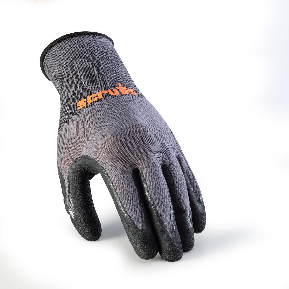 Scruffs Worker Gloves 5 Pack XL